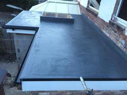 liquid resin waterproofing roofing Wigan