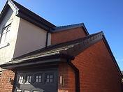 Roofline Fascia Board & Gutters