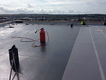 Flat Roofing Hotmelt Pour And Roll