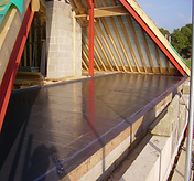 Flat Roofing Liquid Resin Waterproofing