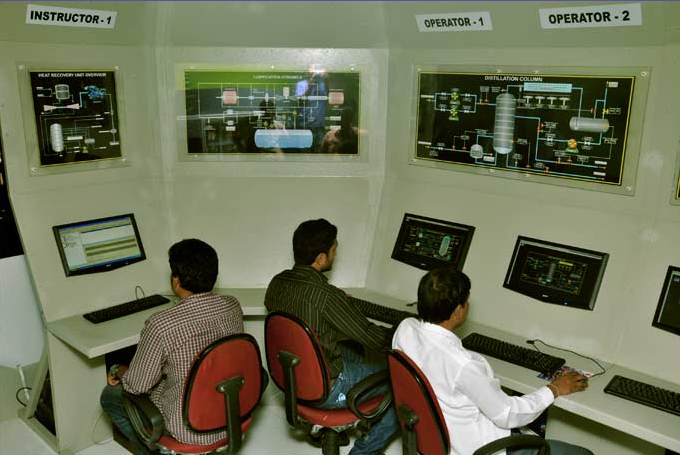 control room  training