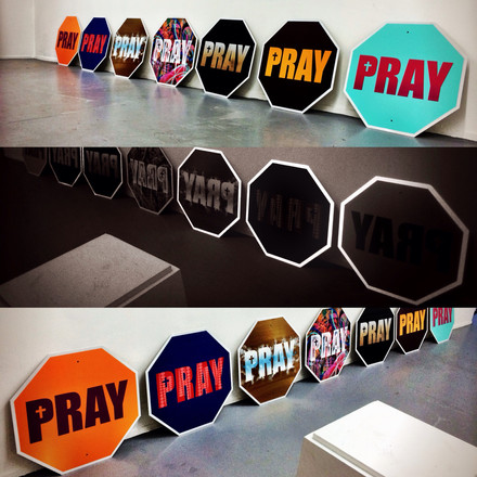 Stop and Pray