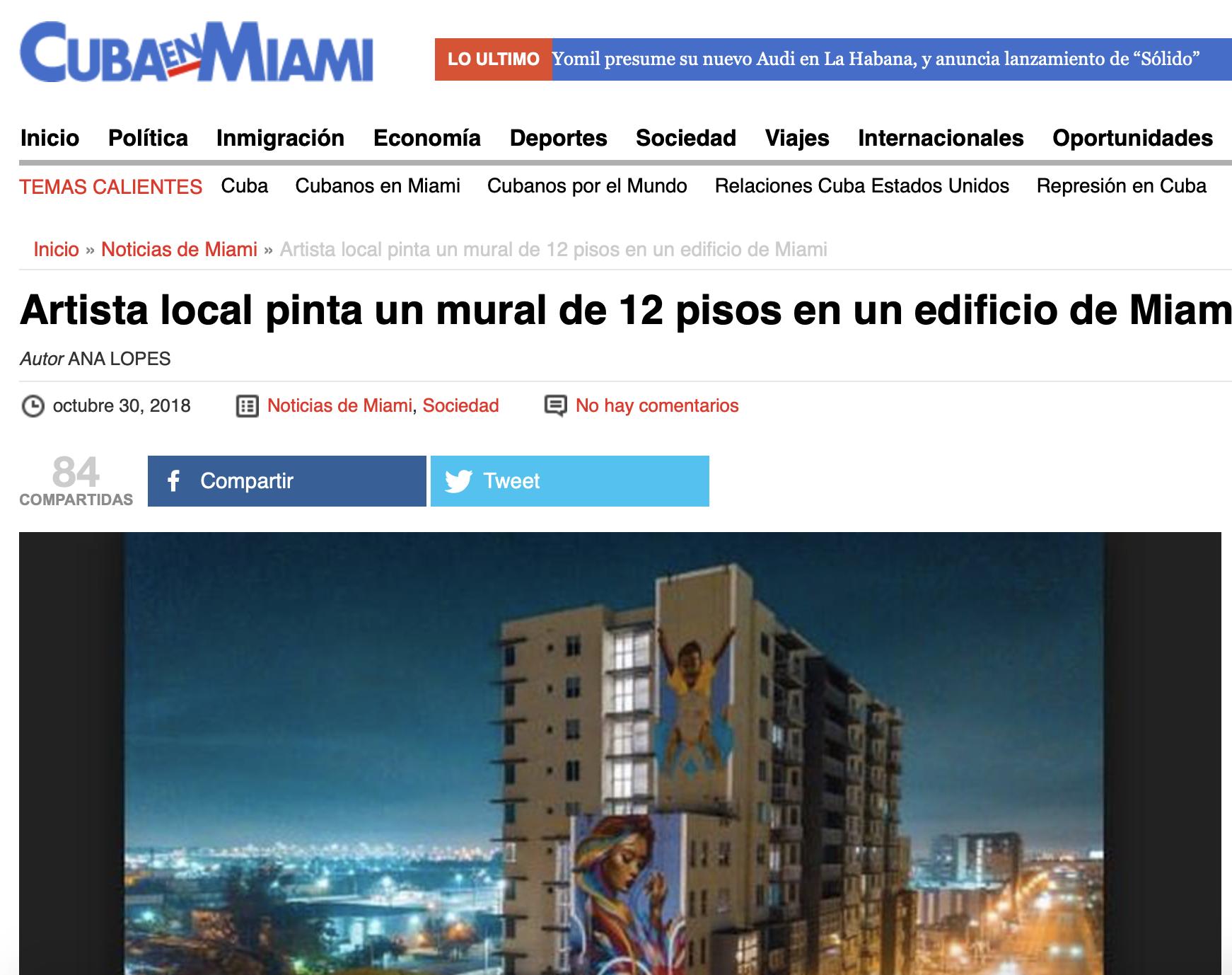 Cuba en Miami