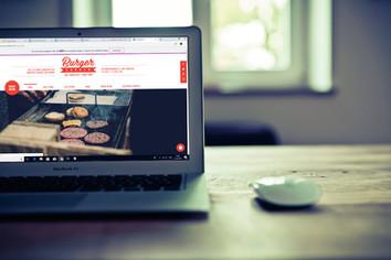 Burger Joint - Website