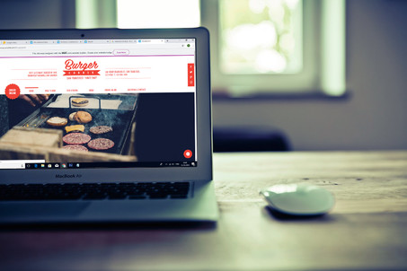 Burger Joint - Website