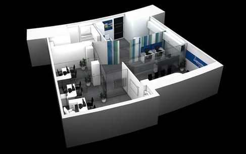 Labware's Interior Design