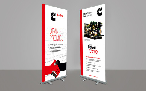 The power of a rollup banner