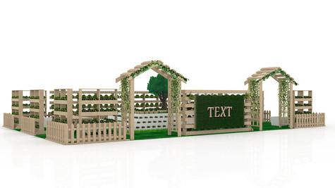 Khalidiyah Mall Event Concept Design