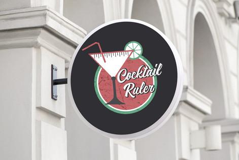 We like Cocktails we make logos