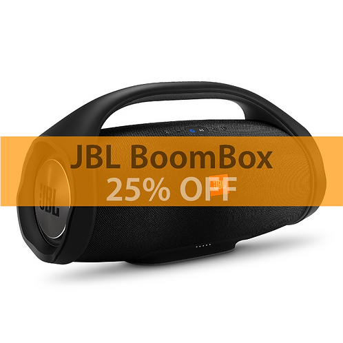 Alto-Falante JBL BoomBox (Bluetooth)