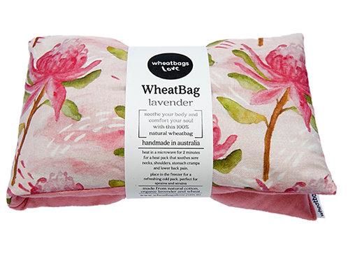 Wheatbags Love Waratah Wheatbag