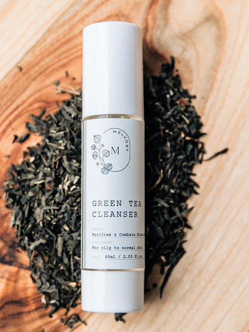 GREEN TEA GENTLE CLEANSER
