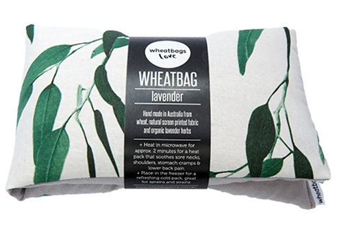 Wheatbags Love Green Gum Wheatbag