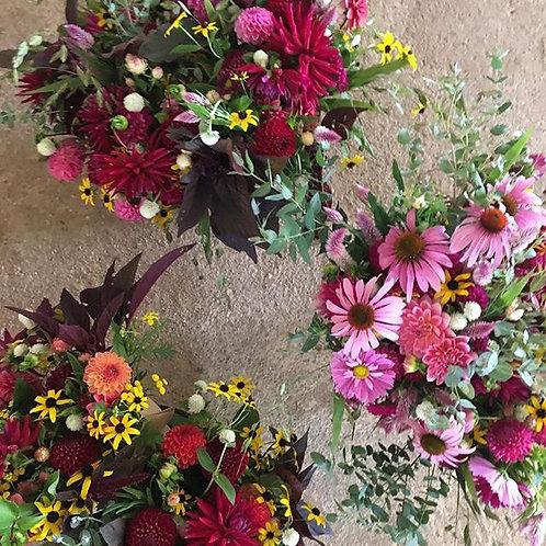 Fresh Cut Flower Share (16 weeks)