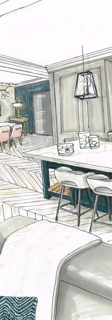Classic Kitchen Design LWE Interiors
