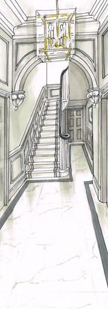 entrance hall