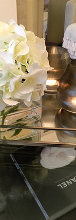 Coffee table Styling LWE Interiors