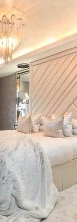 master bedroom LWE Interiors