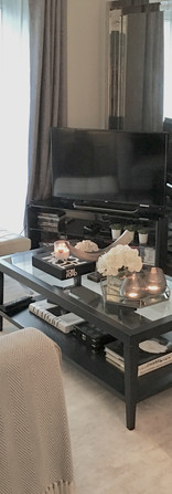 Show home styling LWE Interiors