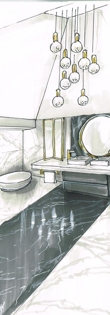 Glamorous Master En-suite