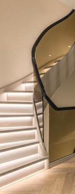 warwick house bespoke stair design