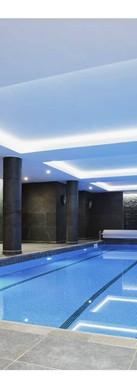 spa swimming pool home