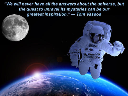 Watch Inspiring Astronomy Videos and  TV Interviews About the Universe
