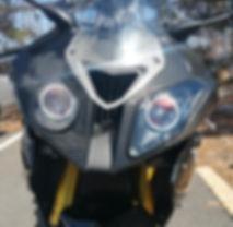BMW S1000RR Motorcyle Headlights