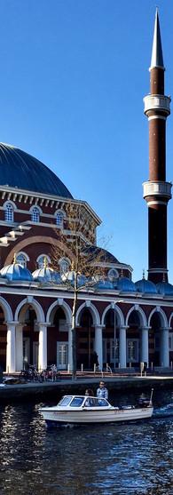 West Mosque @ Kostverlorengracht
