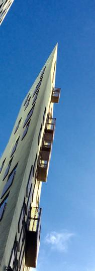cutting edge architecture amsterdam ijdock flatiron building