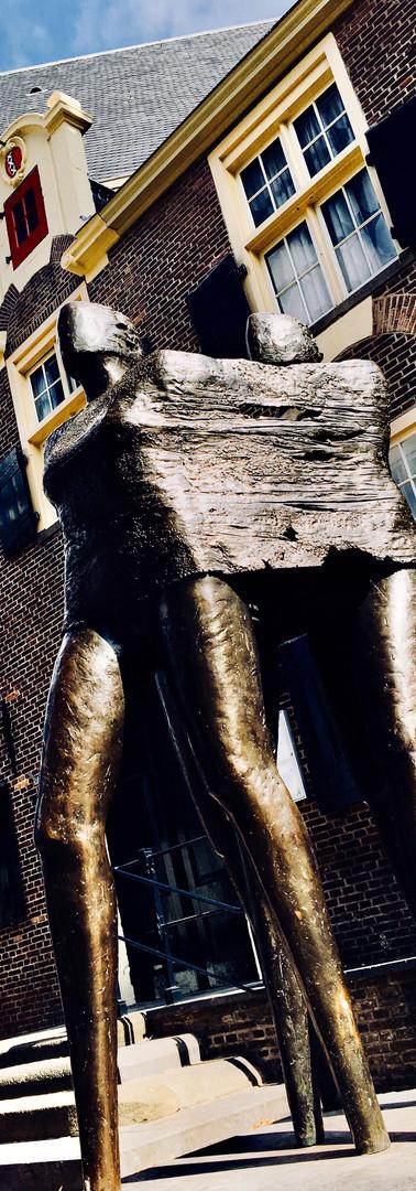 unity noorderkerk centrum amsterdam sculpture eenheid women power iphoneonly