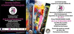 BANNIÈRE  YONN ART LOT 2019 avec