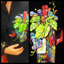 Chemise Foire au vin