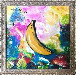 Banane libre (sans scotch)