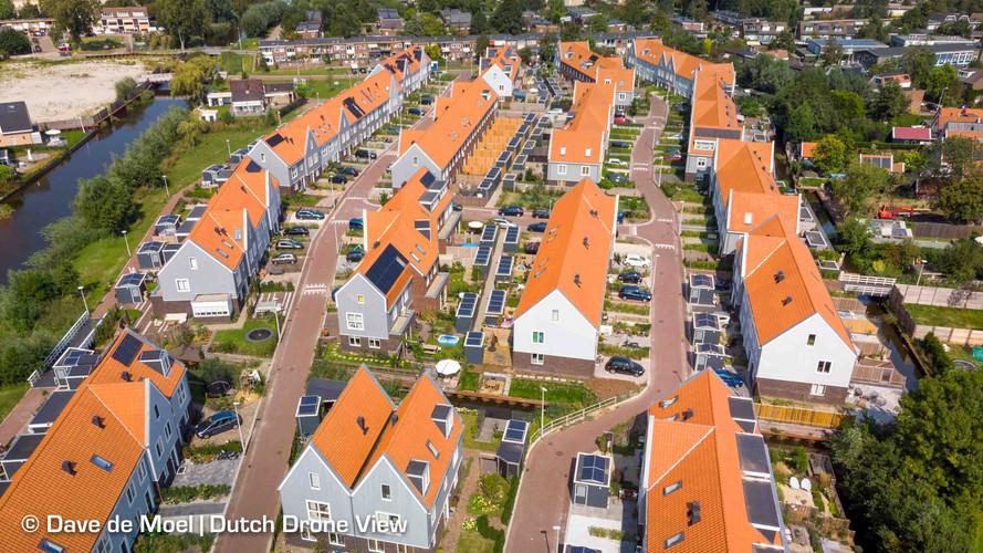 Amsterdam-Noord | Dutch Drone View
