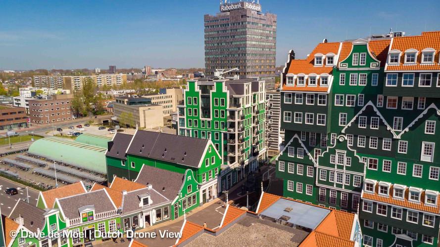 Romanov   Zaandam   Dutch Drone View