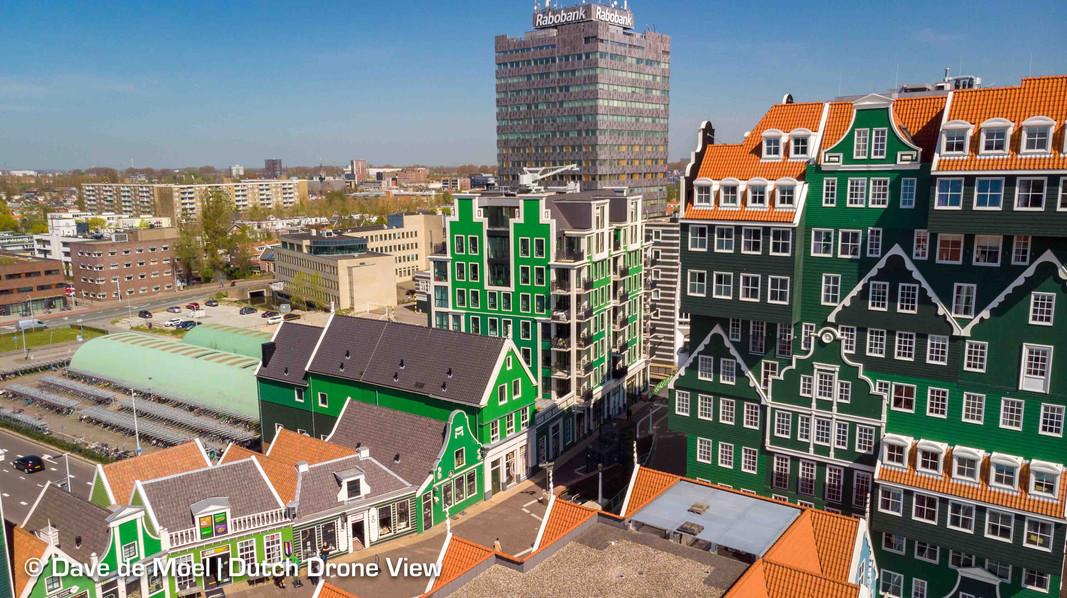 Romanov | Zaandam | Dutch Drone View