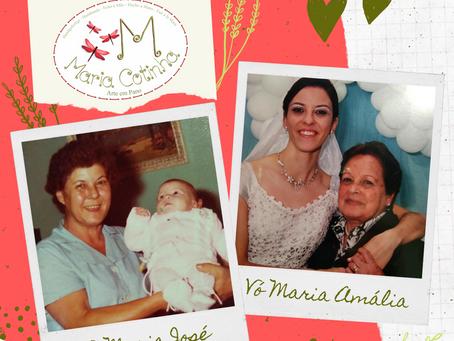 Quer saber por que o atelier se chama Maria Cotinha?
