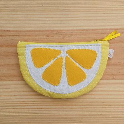Estojo Frutas - Lima