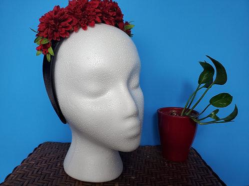 Red Mum Headband