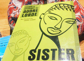 Audre's Scribes (Where my Sister Outsiders???)