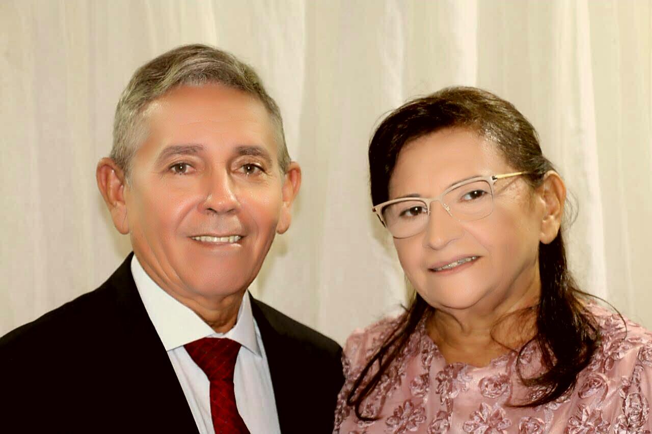 Pastor Alfredo e Irmã Eliete