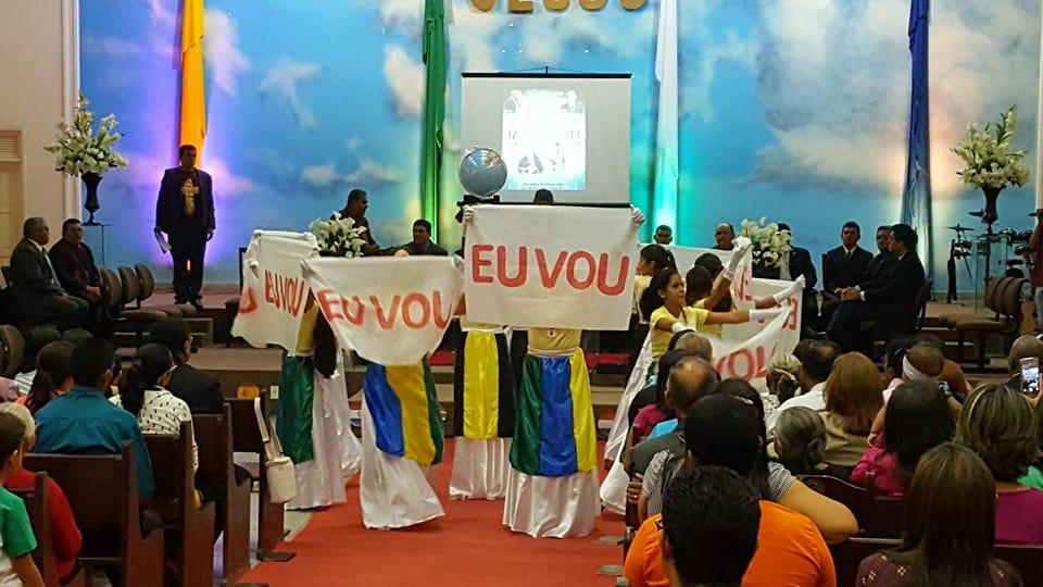 Conferência Missionária abertura