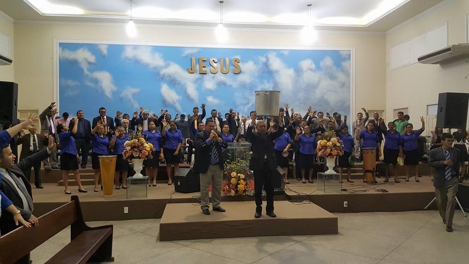 Culto de restituição e missões - Ago