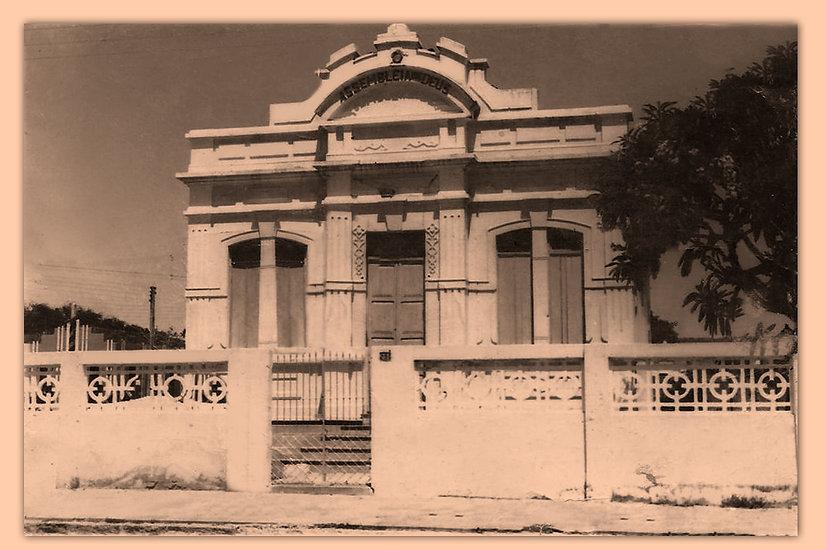 Primeiro templo - AD Assu