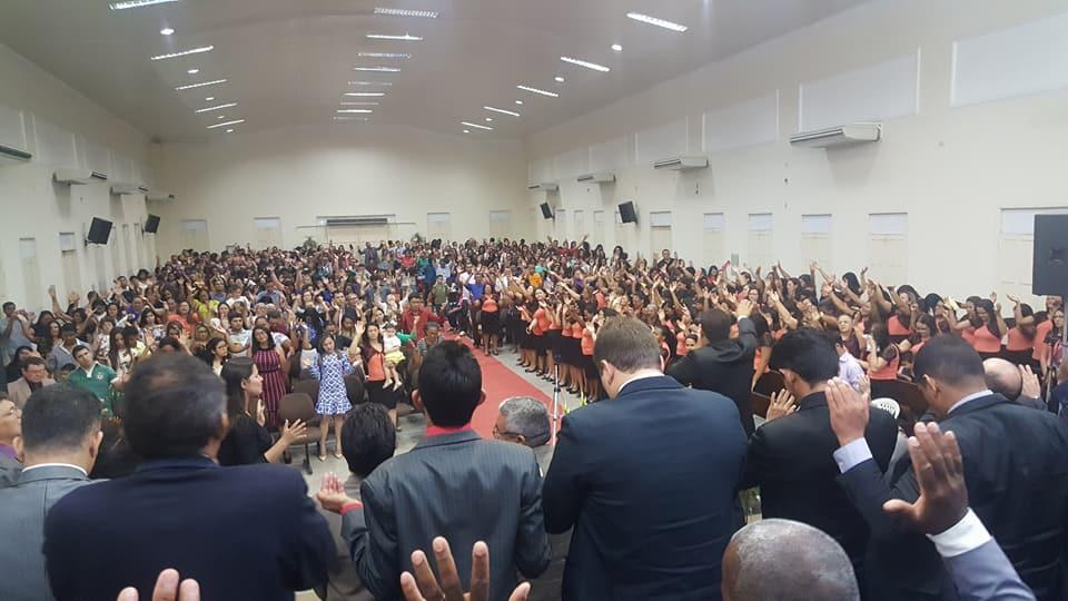 55 Anos Círculo de Oração