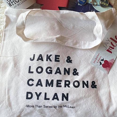 More Than Series Tote Bag