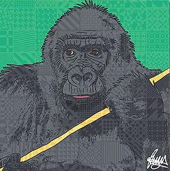 Rose Hill Designs for Portrait Gorilla R