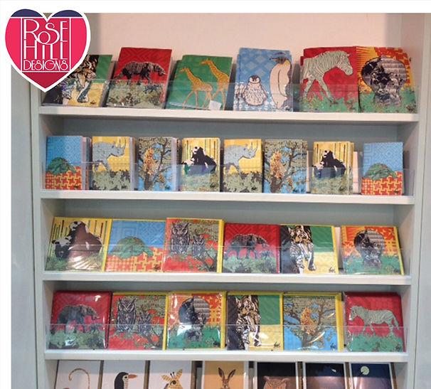 Rose Hill Designs ZSL London Zoo shop ot