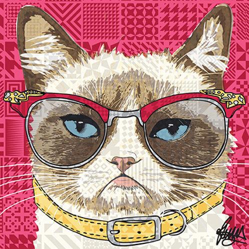 Margaret Grumpy Cat